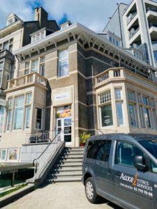 avenue tervueren 124 aaxe titres services